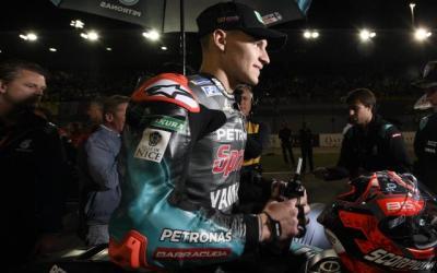 Begini Perasaan Quartararo Jadi Rival Rossi di MotoGP 2019