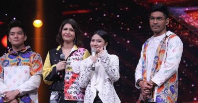 Pernah Berduel, Mirriam Eka dan Salwa Gugur di Rising Star Indonesia