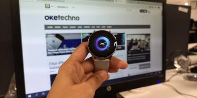 Mencoba Galaxy Watch Active Bisa Kelola Tingkat Stress