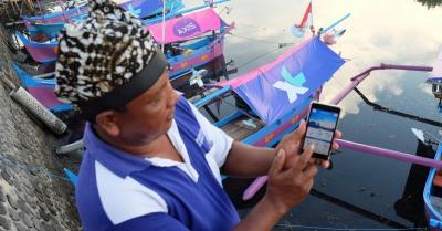 Aplikasi 'Laut Nusantara' XL Axiata-BROL Berbasis Data dari Satelit Khusus