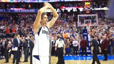 Usai 21 Tahun Bela Dallas Mavericks, Dirk Nowitzki Putuskan Pensiun