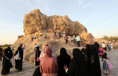 Kisah-Kisah Alquran Tersaji di Quranic Park Dubai