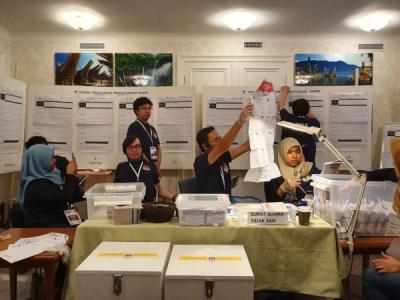 Jokowi-Ma'ruf Menang Telak di Swedia dan Latvia