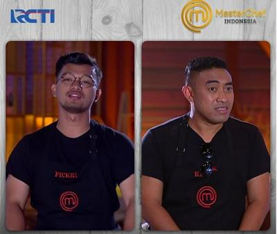 MasterChef Indonesia, Fiki Dihujani Kritikan Tajam dari Para Juri