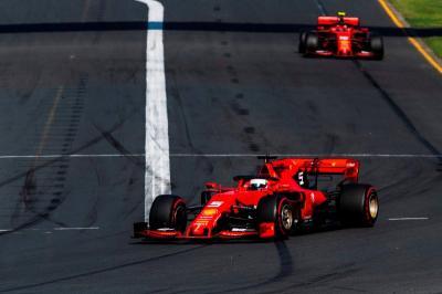 Berger Geram Lihat Ferrari yang Lebih Prioritaskan Vettel ketimbang Leclerc