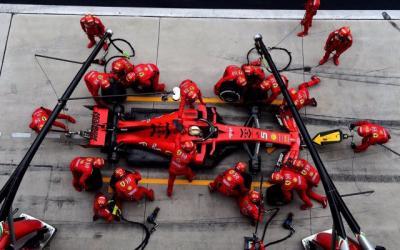 Legenda Soroti Strategi Ferrari di F1 2019