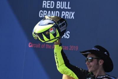 Meski Gagal Menangkan MotoGP Amerika 2019, Meregalli Puas dengan Performa Rossi