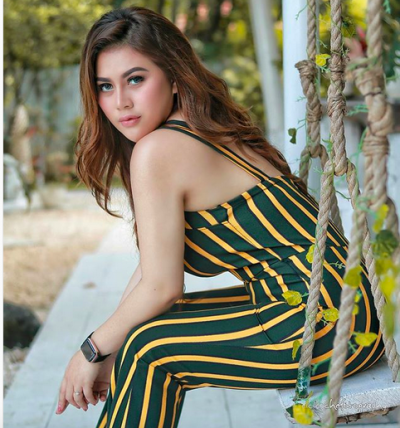 Imej Seksi Model Dewasa Renna Dyana, Foto Nomor 3 Semok Banget!