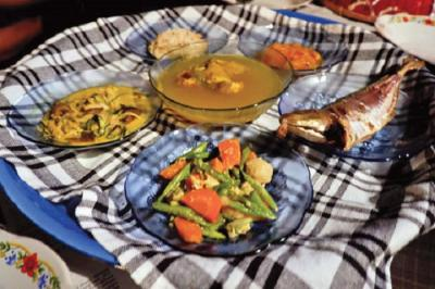 Lezatnya Kuliner Rumahan Khas Bangka yang Kaya Rempah