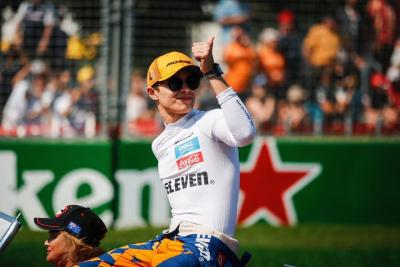 Lando Norris Senang Alonso Mau Jadi Pembalap Penguji McLaren