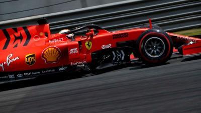 Vettel Sebut Beberapa Pekan Mendatang Krusial untuk Ferrari