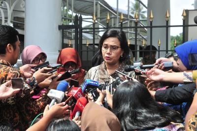 Incar Pertumbuhan Ekonomi 5,6%, Sri Mulyani: Presiden Minta RAPBN 2020 Lebih Efisien