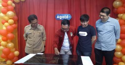 Developer Game Asal Bandung 'Agate' Miliki Gedung Baru
