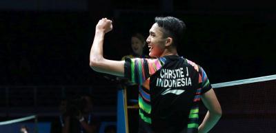 Pelatih Targetkan Semifinal kepada Anthony dan Jonatan di Kejuaraan Bulu Tangkis Asia 2019