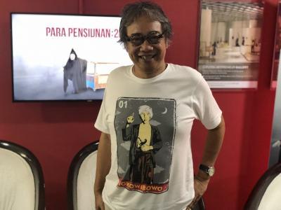 """Cerita Butet Kartaredjasa Pasca Serangan Jantung, Masih """"Bandel"""" Makan Tongseng!"""