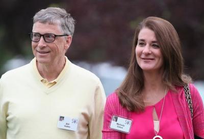 Rahasia Cinta Selama 25 Tahun Bill dan Melinda Gates