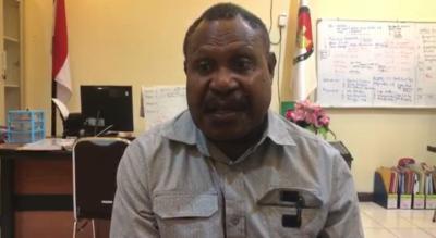 Viral Pembakaran Surat Suara, Ini Kata Ketua KPU Papua