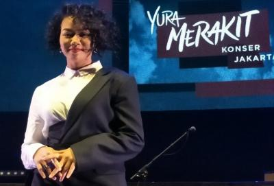 Yura Yunita Siapkan Kejutan dalam Konser Merakit di Jakarta