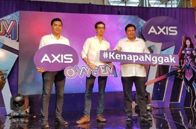 Axis Luncurkan Paket Unlimited Khusus Gaming, Pertama di Indonesia