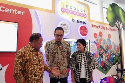 Indosat Ooredoo Dukung Gerakan 100 Smart City di 11 Kabupaten
