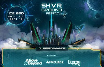 Line-up SHVR Ground Festival 2019 Dirilis, Ini Daftarnya