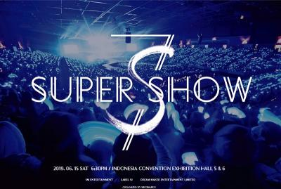 Permintaan Tinggi, Promotor Jual Tiket Tambahan Konser Super Junior di Jakarta