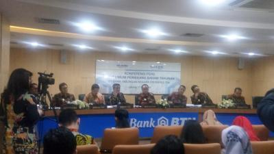BTN Angkat Asmawi Syam Jadi Komisaris Utama