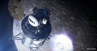NASA Kerjasama dengan SpaceX & Blue Origin untuk Misi Bulan