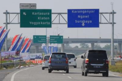 Menhub ke Pemudik: Kecepatan Kendaraan Tidak Lebih 100 Km Jam