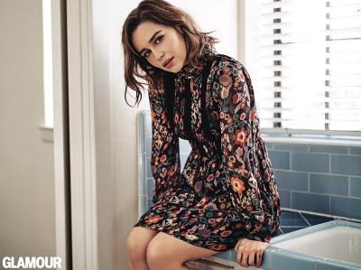 Kisah Aktris GoT Emilia Clarke Lepas dari Maut Akibat Aneurisma Otak