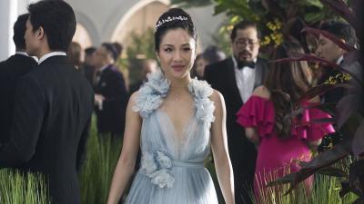 Gaun Menawan Constance Wu di Film Crazy Rich Asians Disumbangkan ke Museum Sejarah Amerika