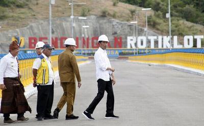 Jokowi Temukan Ribuan Hektare Lahan Garam Nganggur