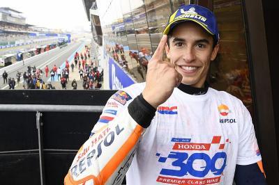 Rossi: Marquez Adalah Masalah Semua Pembalap