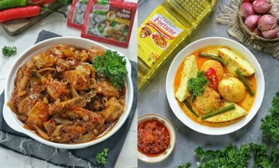 Biar Menu Sahur Enggak Bosan, Yuk Bikin Ayam Semur Bumbu Bali dan Gulai Telur
