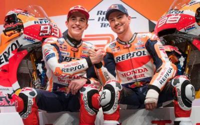 Lorenzo Akui Tiru Marquez untuk Jinakkan RC213V