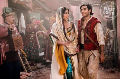 Cara Disney Menampilkan Kota Misterius Agrabah dalam Film Aladdin