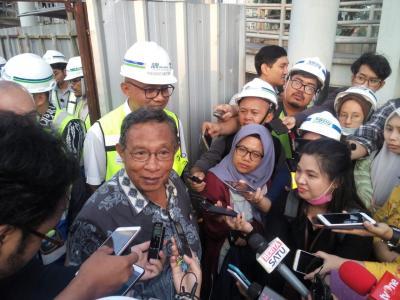 Demo Ricuh, Menko Darmin: Investor Paling Lihat-Lihat Dulu
