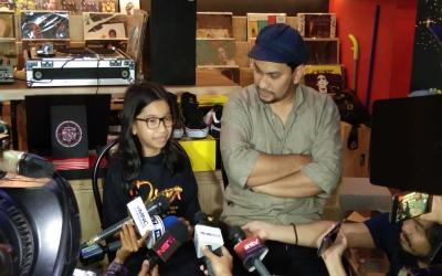 Asah Percaya Diri, Anak Tompi Siap Tampil Dalam Drama Musikal