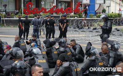 Pengusaha Berharap Kerusuhan 22 Mei Tak Terulang