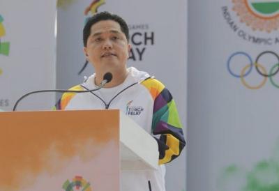 Erick Thohir Diajukan Jadi Anggota Baru IOC Members