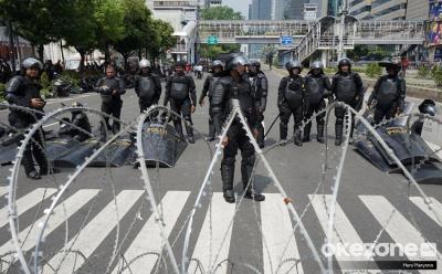 Manajemen Hotel Sari Pacific Jakarta Tak Ingin Ada Demo Lagi