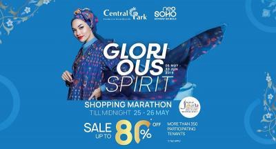 Sambut Idul Fitri, Nikmati Diskon hingga 80% di Glorious Spirit Ramadan Shopping Marathon