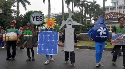 Industri Diminta Manfaatkan Energi Terbarukan