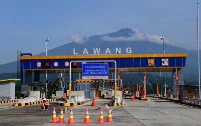 Jalur Tol Pandaan-Malang Ditutup hingga Minggu Pagi