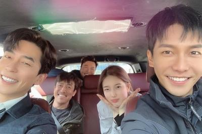 Syuting Vagabond Selesai, Bae Suzy dan Lee Seung Gi Curhat di Medsos