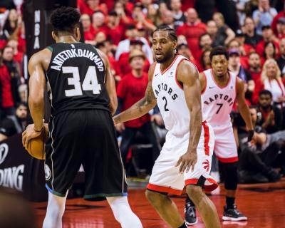 Bungkam Bucks di Game Ke-6, Raptors Melenggang ke Final NBA 2018-2019