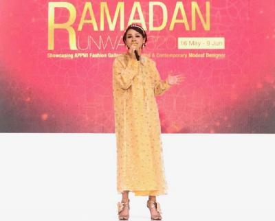 4 Tampilan Spesial Khas Lebaran buat Kamu yang Tak Pakai Hijab