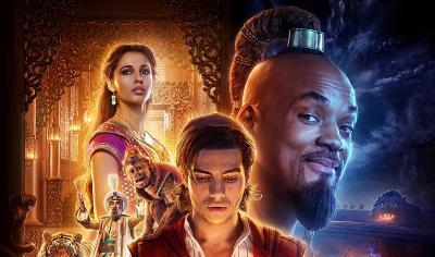 Aladdin Sukses 'Terbang' ke Puncak Box Office Amerika