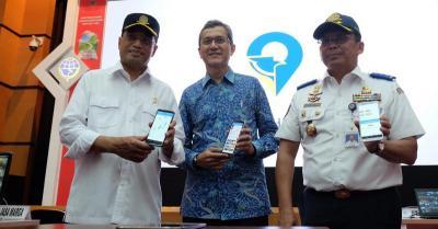 XL Axiata dan Kemenhub Luncurkan Aplikasi 'Peta Jelajah Nusantara'
