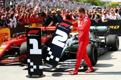 Soal Hukuman di GP Kanada, Vettel: Bukan Seperti F1 yang Saya Cintai